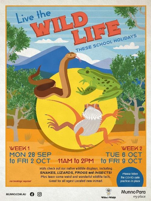 Live the WILD LIFE!