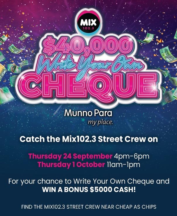 Mix102.3 Street Crew