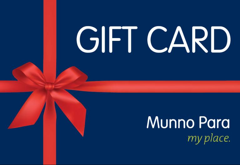 Munno Para Gift Cards