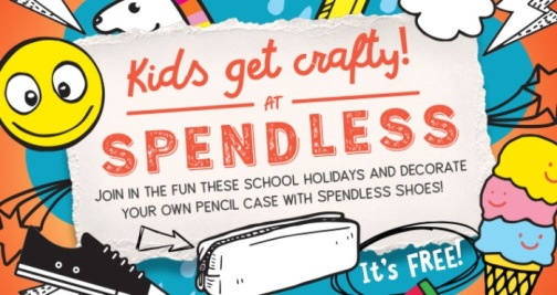Get crafty with Spendless Shoes